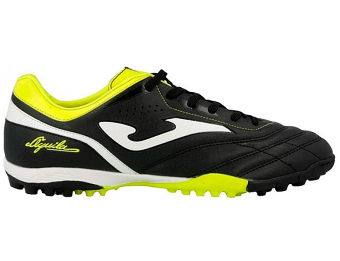 Botines Joma Aguila Turf SP. Negro.verde 5af7fe7568c2a