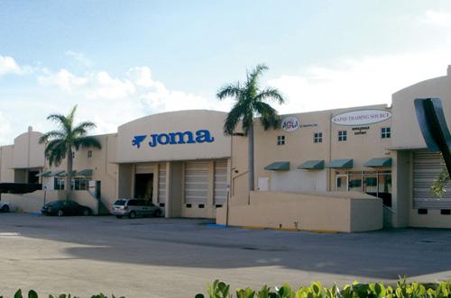1999 - Se crea la filial de Estados Unidos en San Diego.