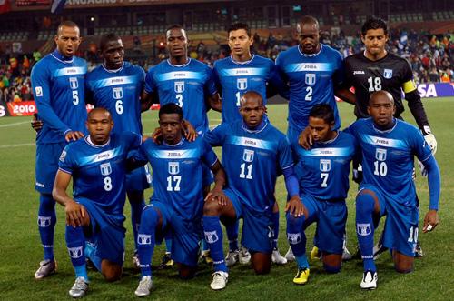 2014 - La Selección de Honduras disputa su segundo Mundial.