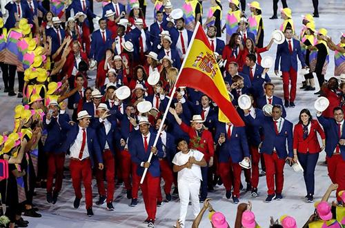 2016 - Joma se convirtió en una de las marcas deportivas con más presencia en Río de Janeiro.