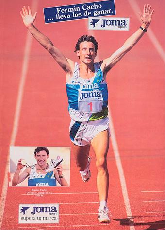 1992 - Fermín Cacho consigue el Oro Olímpico en 1.500 metros en los Juegos de Barcelona